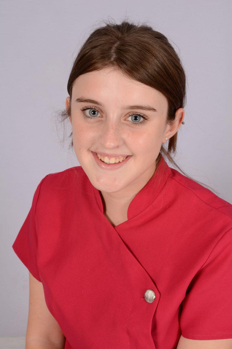 Ashleigh Jenkins, NVQ 2(T)