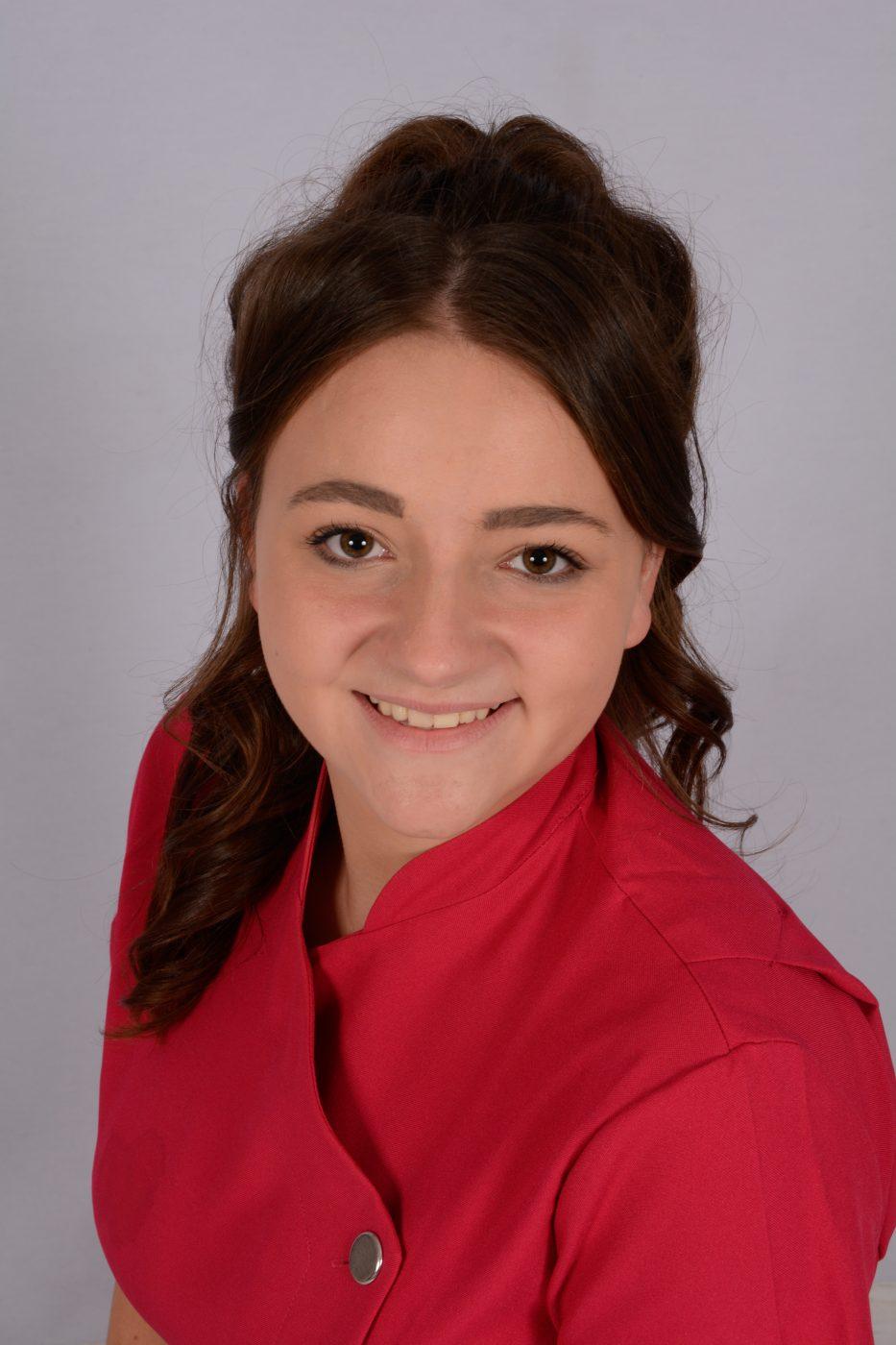 Nicole Watton, NVQ 2(T)